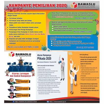 KAMPANYE PEMILIHAN 2020